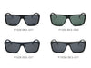 P1008 Men Square Polarized Sunglasses - Wholesale Sunglasses and glasses