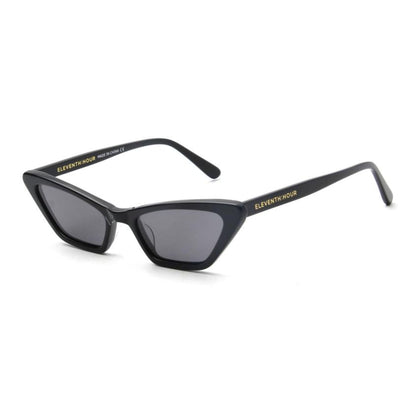 SA9 - Women Slim Rectangle Cat Eye Fashion Sunglasses