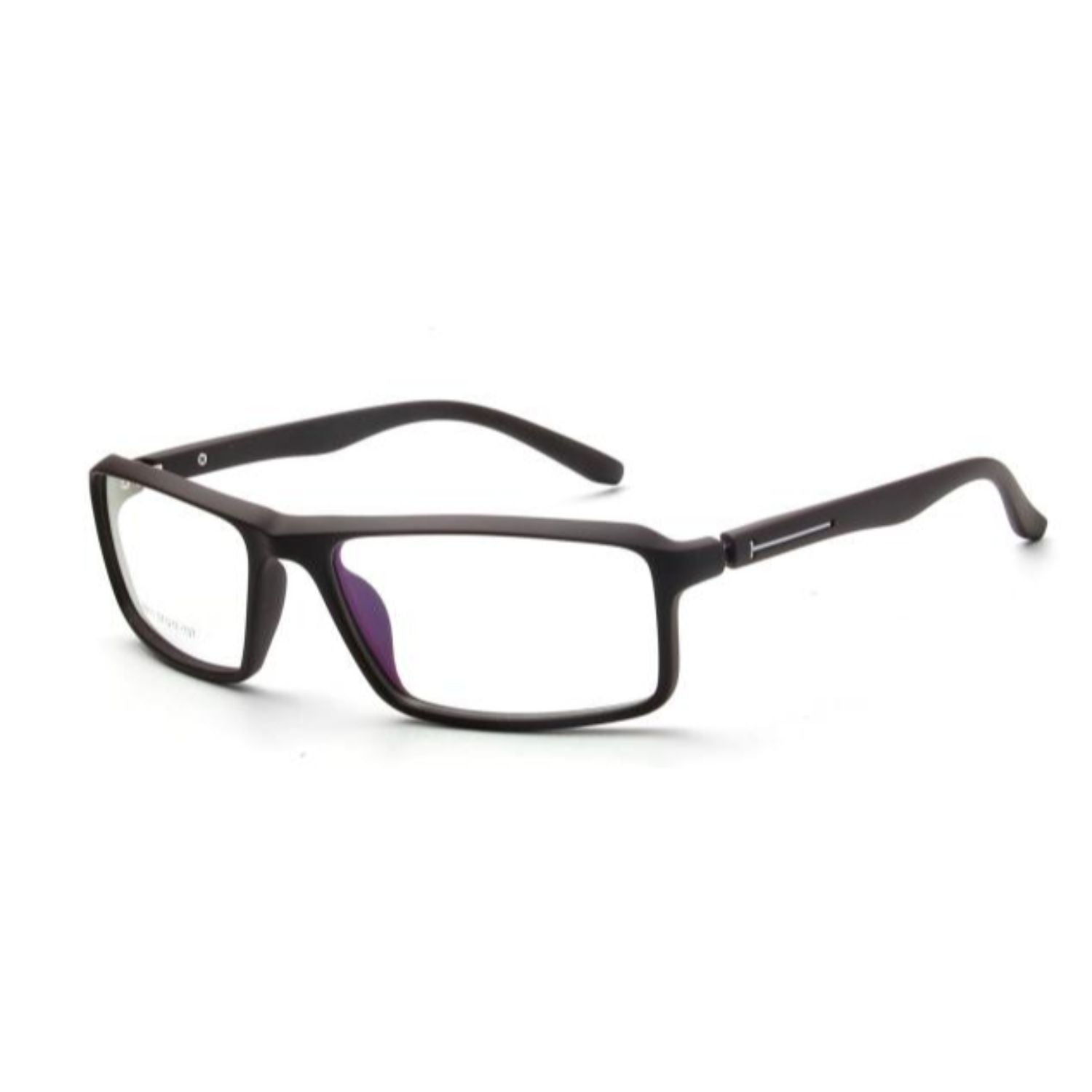 OTR8 - Men Sport Rectangle Eyeglasses