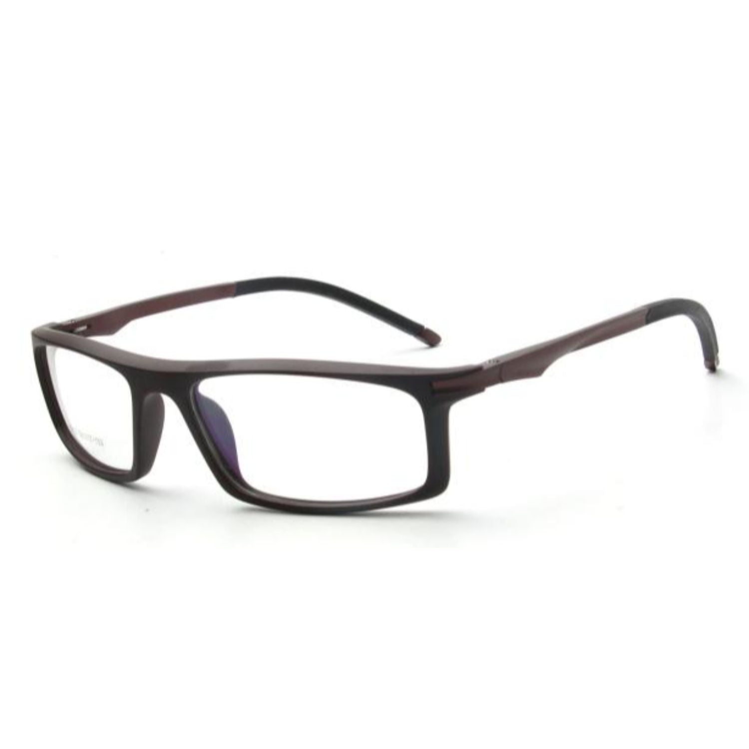 OTR7 - Men Rectangle Sport Optical Glasses