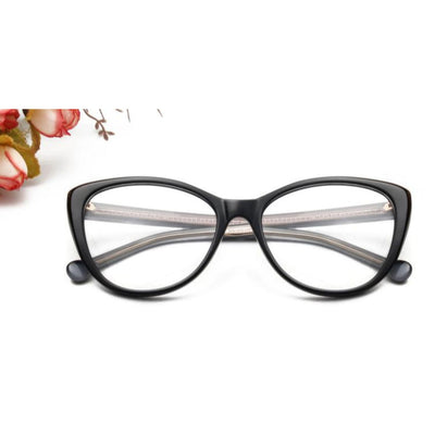 OTR13 - Women Round Cat Eye Optical Glasses - Iris Fashion Inc. | Wholesale Sunglasses and Glasses