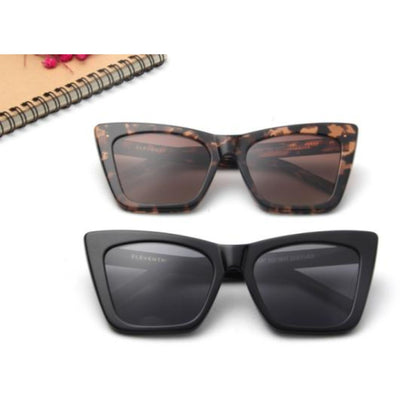 SA12 - Women High Pointed Cat Eye Designer Fashion Sunglasses - Iris Fashion Inc. | Wholesale Sunglasses and Glasses