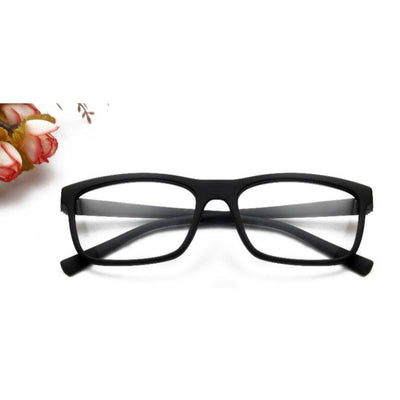 OTR19 - Classic Rectangle Optical Eyeglasses