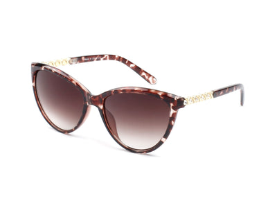 E34 - Women Oval Butterfly Sunglasses - Iris Fashion Inc. | Wholesale Sunglasses and Glasses
