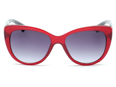 E26 - Deluxe Bold Pillow Frame Cat Eye Sunglasses - Iris Fashion Inc. | Wholesale Sunglasses and Glasses