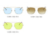 S1009 Square Sunglasses - Wholesale Sunglasses and glasses