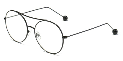 S1016 - Classic Circle Round Blue Light Blocker Fashion Glasses