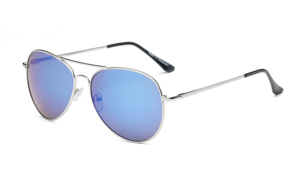 S1017 Unisex Aviator Sunglasses - Wholesale Sunglasses and glasses