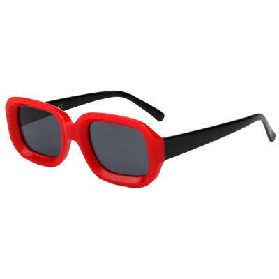 S1050 - Women Retro Vintage Square Sunglasses - Iris Fashion Inc. | Wholesale Sunglasses and Glasses