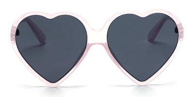 S1106 - Women Funky Hispter Heart Shape Fashion Sunglasses - Iris Fashion Inc. | Wholesale Sunglasses and Glasses