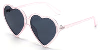 S1106 Women Funky Hispter Heart Shape Fashion Sunglasses - Wholesale Sunglasses and glasses