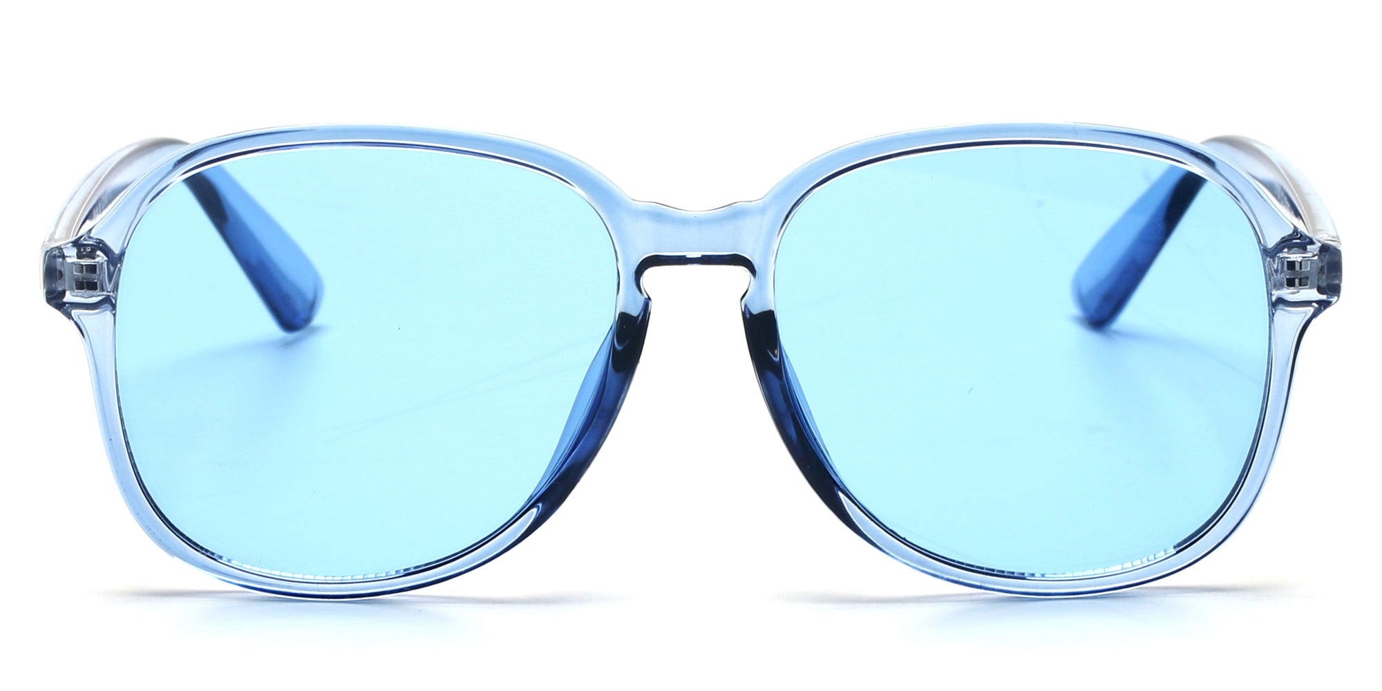 S1109 - Women Retro Round Oversized Fashion Sunglasses - Wholesale Sunglasses and glasses