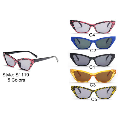 S1119 - Women Cat Eye Fashion Sunglasses - Iris Fashion Inc. | Wholesale Sunglasses and Glasses