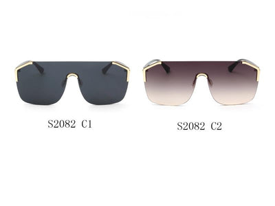 S2082 - Men Square Fashion Sunglasses - Iris Fashion Inc. | Wholesale Sunglasses and Glasses