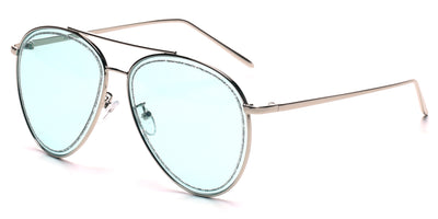 S3017 - Women Aviator Fashion Sunglasses - Wholesale Sunglasses and glasses