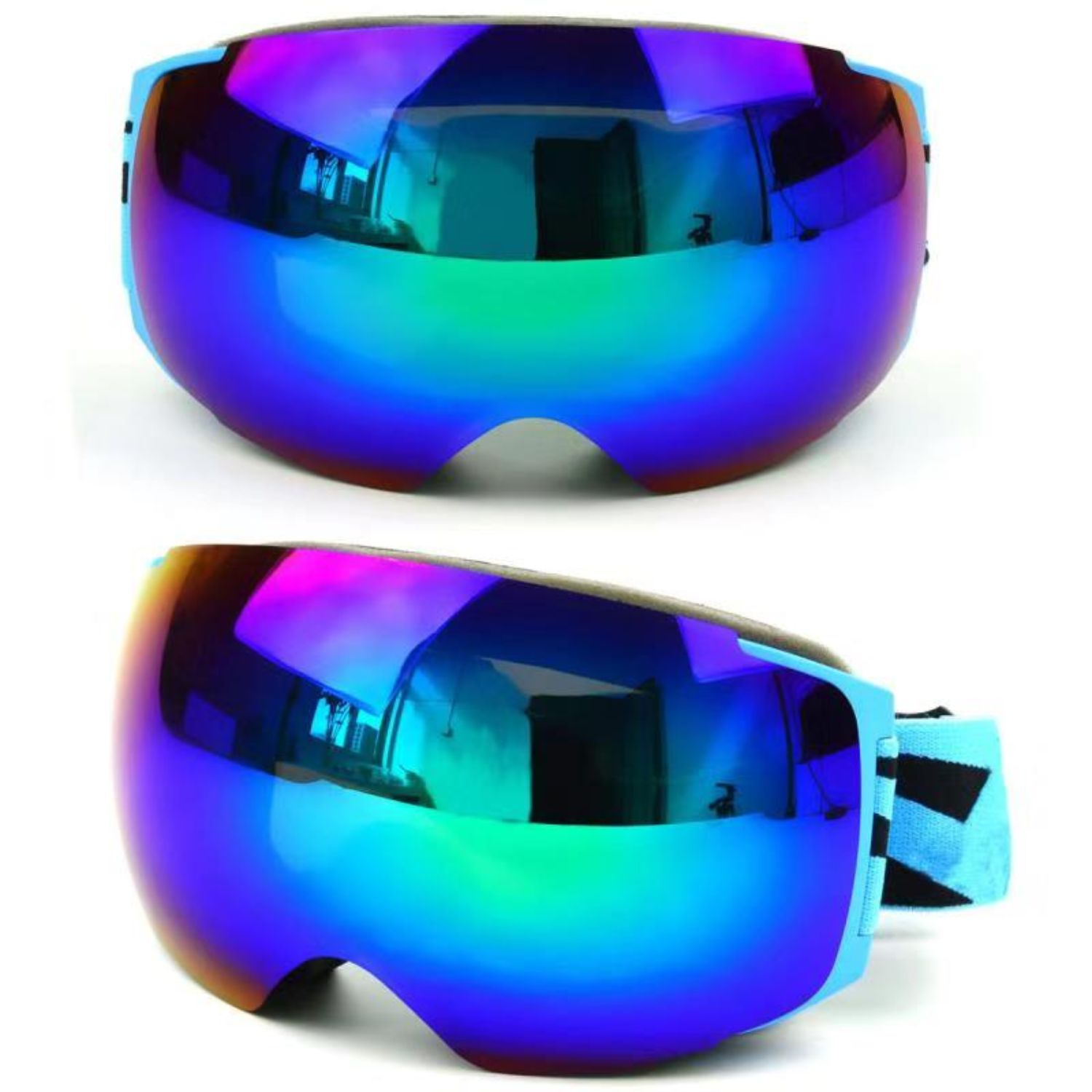 SG02 - Outdoor Ski Snowboard Goggles for Men and Women UV Protection - Iris Fashion Inc. | Wholesale Sunglasses and Glasses