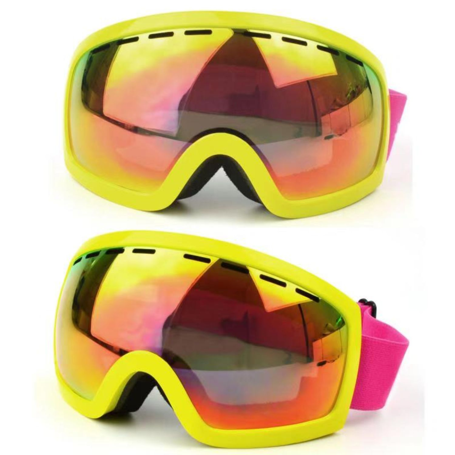 SG04 - Ski Snowboard Outdoor UV Protection Goggles for Men and Women - Iris Fashion Inc. | Wholesale Sunglasses and Glasses