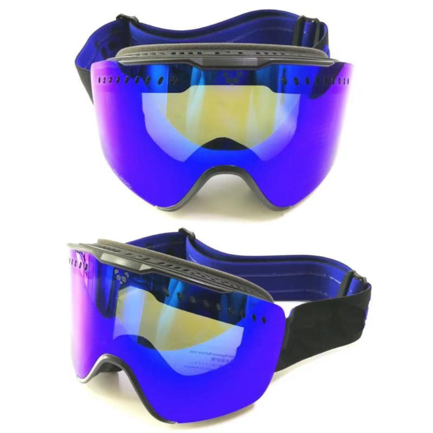 SG08 - Outdoor Snowboard Ski UV Protection Goggles