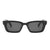 1966 - Classic Rectangle Retro Vintage Fashion Sunglasses