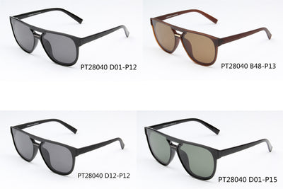 SHIVEDA-PT28040 - Classic Round Polarized Fashion Sunglasses - Iris Fashion Inc. | Wholesale Sunglasses and Glasses