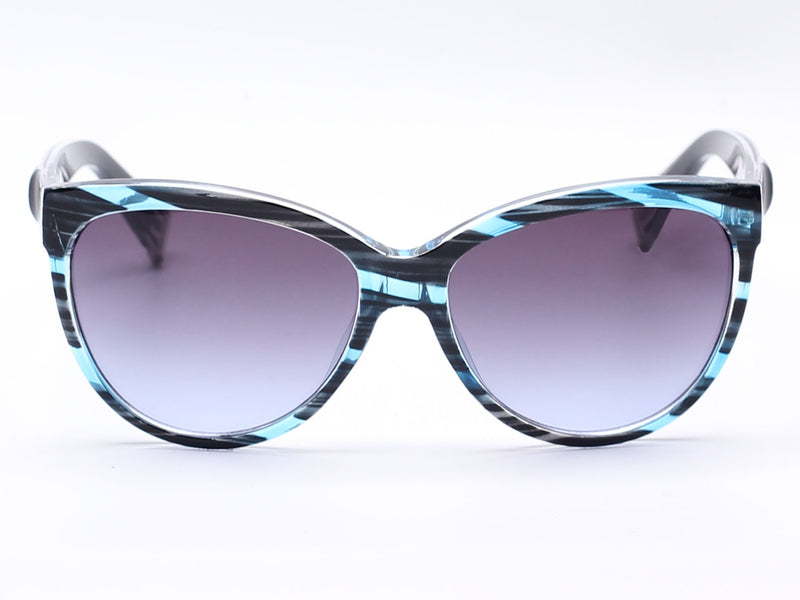 e01247e487cf D44 Modern Vintage Thick Detail Frame Cat Eye Sunglasses - Wholesale  Sunglasses and glasses here we