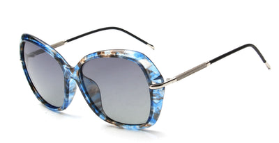 LAT-T30035 - Women Polarized Oversize Fashion Sunglasses - Iris Fashion Inc. | Wholesale Sunglasses and Glasses