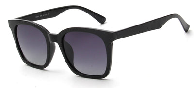 LAT-T30037 - Unisex Retro Square Polarized Sunglasses - Iris Fashion Inc. | Wholesale Sunglasses and Glasses