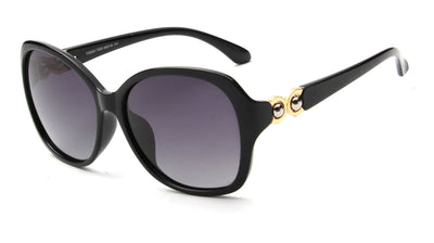 LAT-T30053 - Women Polarized Oversize Sunglasses - Iris Fashion Inc. | Wholesale Sunglasses and Glasses