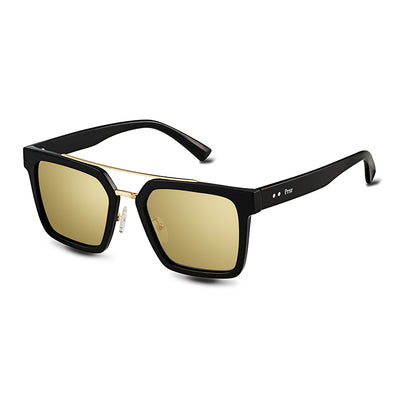 PRSR-T7006 - Classic Square Polarized Sunglasses - Iris Fashion Inc. | Wholesale Sunglasses and Glasses