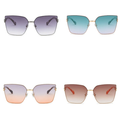 8753 - Women Oversize Fashion Sunglasses - Wholesale Sunglasses and glasses