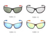 Y2004 Men Sports Rectangular Sunglasses - Wholesale Sunglasses and glasses