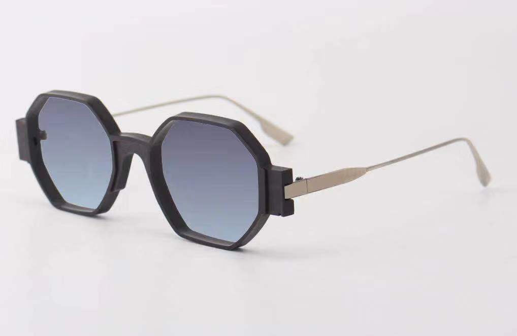 Round Geometric Fashion Sunglasses - Iris Fashion Inc. | Wholesale Sunglasses and Glasses