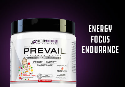 PREVAIL PREWORKOUT