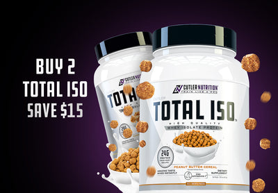 BUY 2 TOTAL ISO - SAVE $15