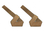 SCHIEK LEATHER BASIC LIFTING STRAPS (1000-LLS)