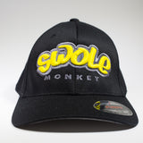 SWOLE MONKEY FLEXFIT HAT