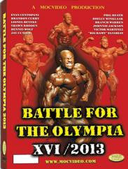BATTLE FOR OLYMPIA 2013