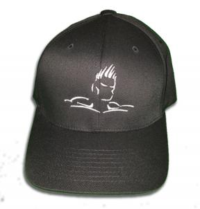 HEAD LOGO FLEXFIT HAT
