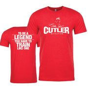 CUTLER NUTRITION TEE