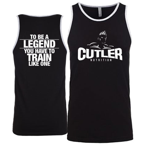 CUTLER NUTRITION TANK