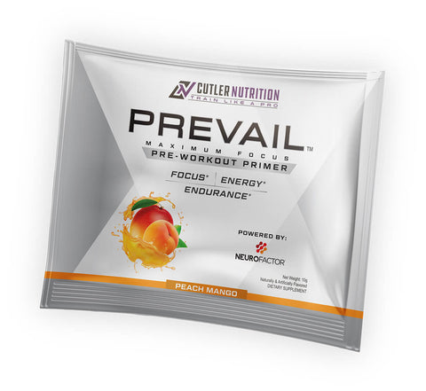 PREVAIL SAMPLE PACKET