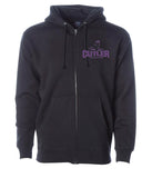 CUTLER NUTRITION ZIP-UP FLEECE