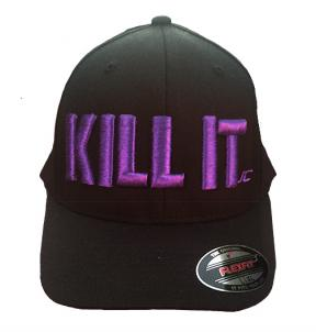 KILL IT COLORED FLEXFIT HATS