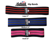 3PACK - SCHIEK HIP BANDS 1180HB
