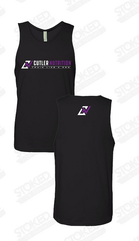 CUTLER NUTRITION TRAIN LIKE A PRO TANK TOP
