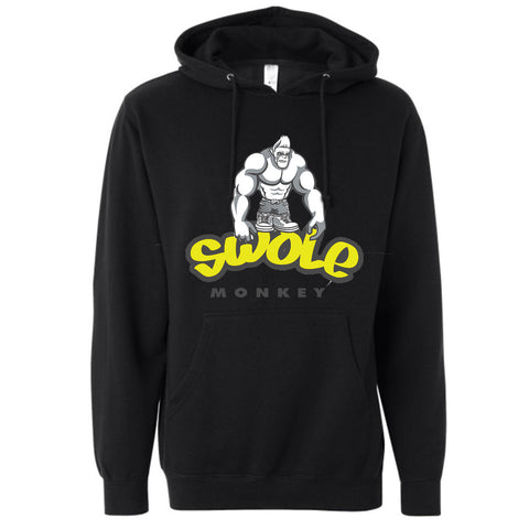 SWOLE MONKEY PULLOVER FLEECE