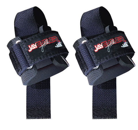 *JAY CUTLER* SIGNATURE POWER  LIFTING STRAPS (1000-PLS)