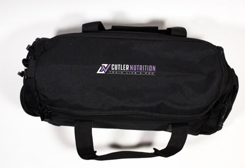 CUTLER NUTRITION GYM BAG