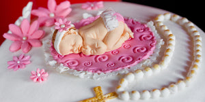Desserts and Baby Shower Cakes for Girls: Fantastic Ideas!