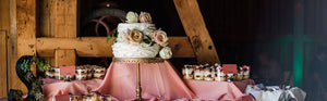Custom Wedding Cakes and Ideas for Spring Weddings